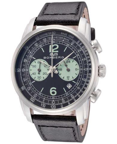 Bomberg Men's Quartz Watch SP42CHSS-BA0-4-LBA