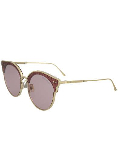 Bottega Veneta Unisex Sunglasses BV0210S-30002983-003