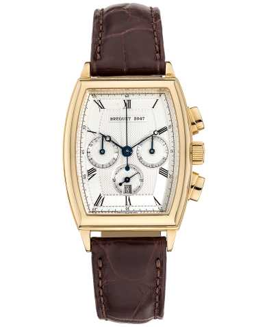 Breguet Heritage Chronograph Men's Watch 5460BA12996