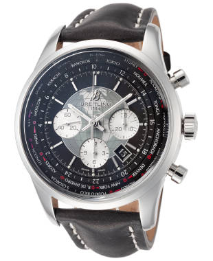 Breitling Transocean Men's Automatic Watch AB0510U4-BB62-441X