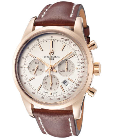 Breitling Transocean Chronograph Men's Automatic Watch RB015212-G738-437X