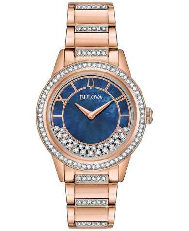Bulova Women's Watch 98L247