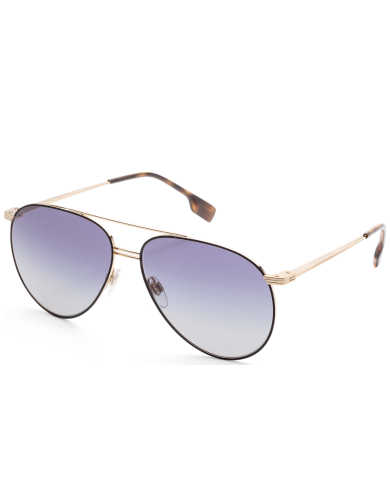 Burberry Men's Sunglasses BE3108-10174L60