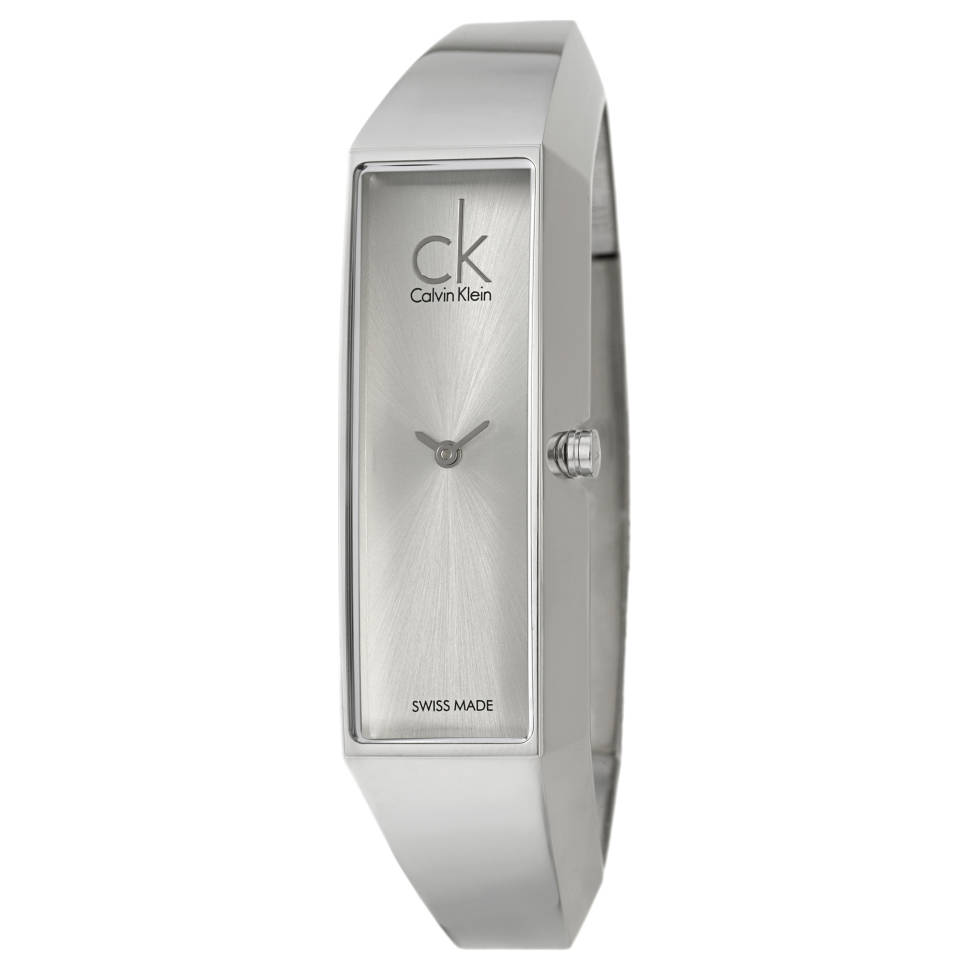 Calvin Klein Section Stainless Steel Swiss Quartz Women's Watch