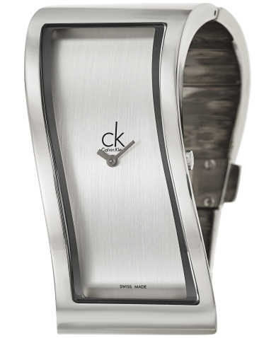Calvin Klein Women's Quartz Watch K1T24101