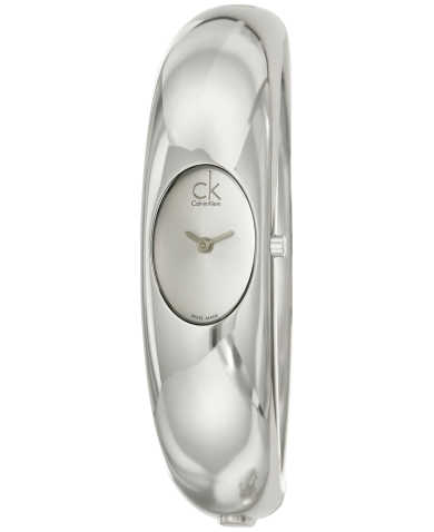 Calvin Klein Women's Quartz Watch K1Y22120