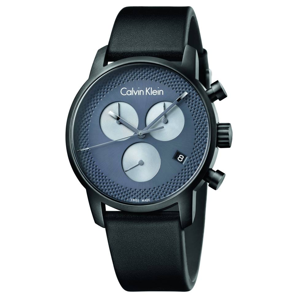 Calvin Klein City Gray Men's Watch