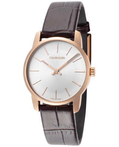 Calvin Klein Women's Watch K2G23620