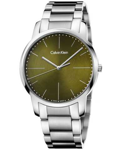 Calvin Klein City K2G2G14L Men's Watch