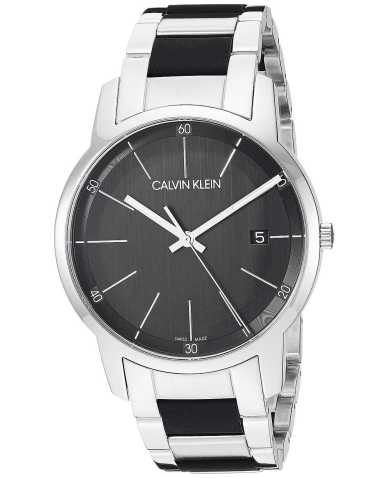 Calvin Klein City K2G2G1B1 Men's Watch