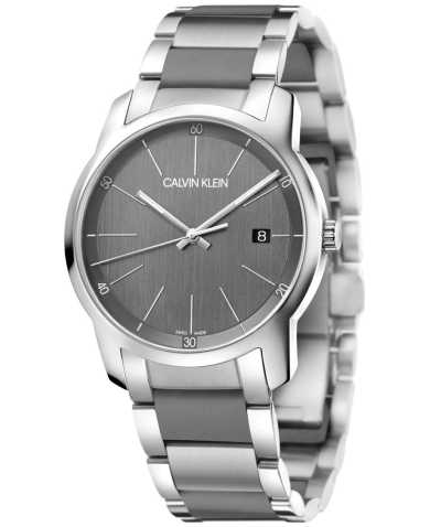 Calvin Klein City K2G2G1P4 Men's Watch
