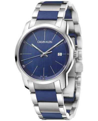 Calvin Klein Men's Quartz Watch K2G2G1VN