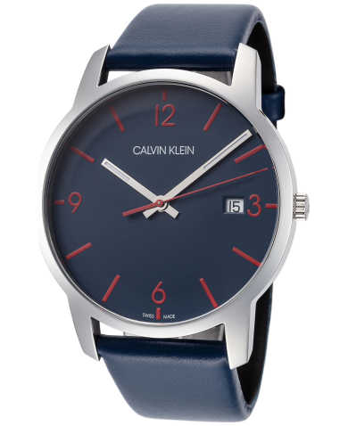 Calvin Klein Men's Quartz Watch K2G2G1VX