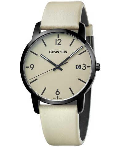 Calvin Klein Men's Watch K2G2G4GK