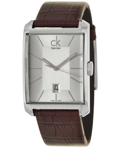 Calvin Klein Window K2M21126 Men's Watch
