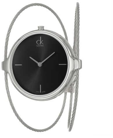 Calvin Klein Women's Quartz Watch K2Z2M111