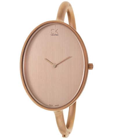 Calvin Klein Women's Quartz Watch K3D1S61A