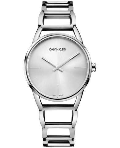 Calvin Klein Women's Quartz Watch K3G23126