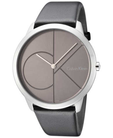 Calvin Klein Men's Quartz Watch K3M211C3