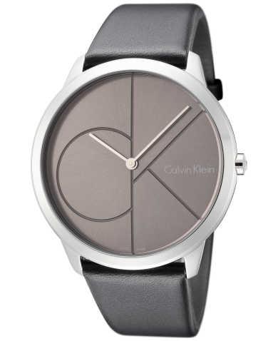 Calvin Klein Men's Quartz Watch K3M211C3