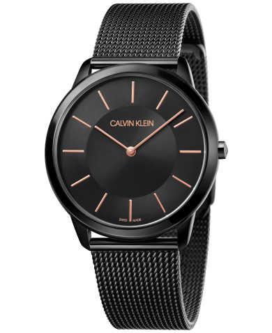 Calvin Klein Men's Watch K3M21421