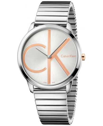 Calvin Klein Minimal K3M21BZ6 Men's Watch