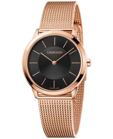 Calvin Klein Women's Quartz Watch K3M2262Y