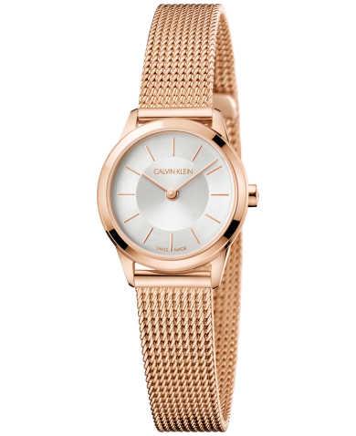 Calvin Klein Women's Watch K3M23626