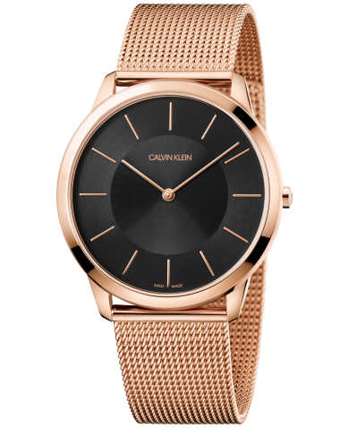 Calvin Klein Men's Quartz Watch K3M2T621