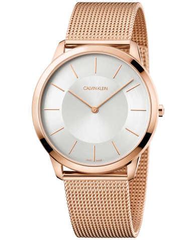 Calvin Klein Men's Quartz Watch K3M2T626
