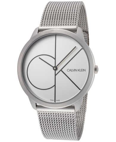 Calvin Klein Men's Quartz Watch K3M5115X