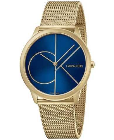Calvin Klein Men's Watch K3M5155N