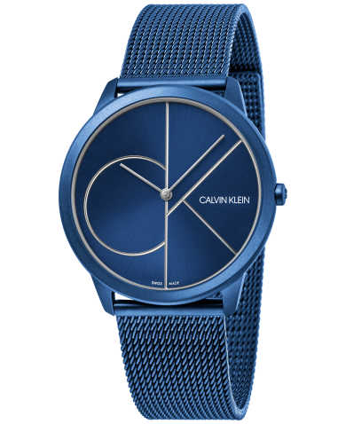 Calvin Klein Men's Quartz Watch K3M51T5N