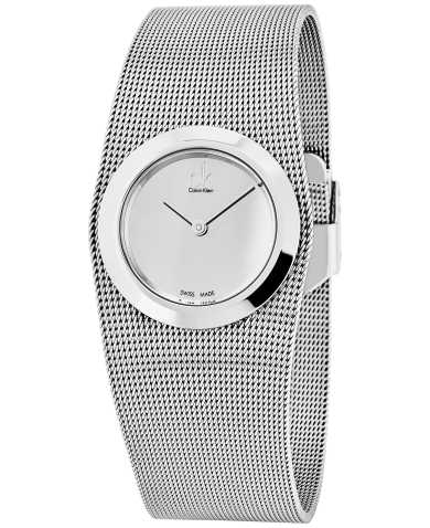 Calvin Klein Women's Quartz Watch K3T23128