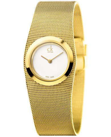 Calvin Klein Women's Quartz Watch K3T23526