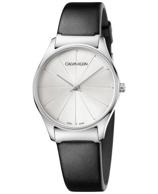 Calvin Klein Women's Quartz Watch K4D221C6