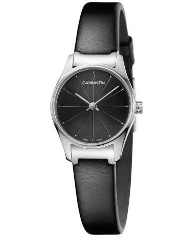 Calvin Klein Women's Quartz Watch K4D231CY