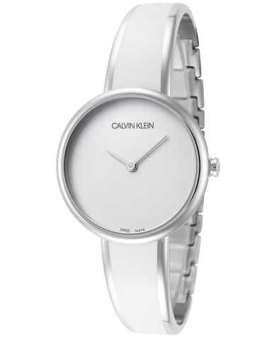 Calvin Klein Women's Quartz Watch K4E2N116