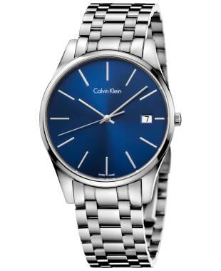 Calvin Klein Men's Quartz Watch K4N2114N