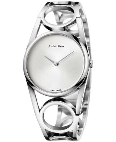 Calvin Klein Women's Quartz Watch K5U2M146