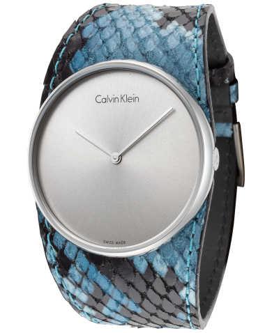Calvin Klein Women's Quartz Watch K5V231V6