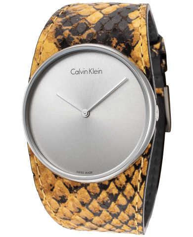 Calvin Klein Women's Quartz Watch K5V231Z6
