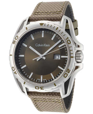 Calvin Klein Earth K5Y31XWL Men's Watch