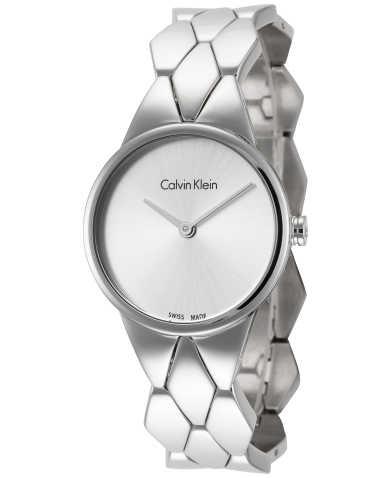Calvin Klein Women's Quartz Watch K6E23146
