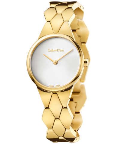 Calvin Klein Women's Quartz Watch K6E23546