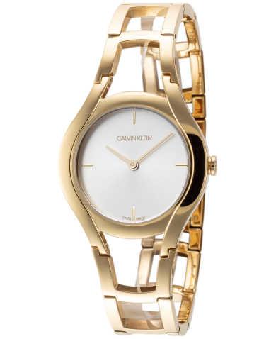 Calvin Klein Women's Quartz Watch K6R23526