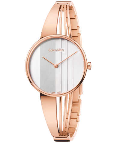 Calvin Klein Women's Quartz Watch K6S2N616