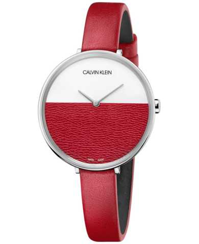 Calvin Klein Women's Watch K7A231UP
