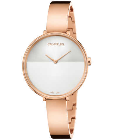 Calvin Klein Women's Quartz Watch K7A23646