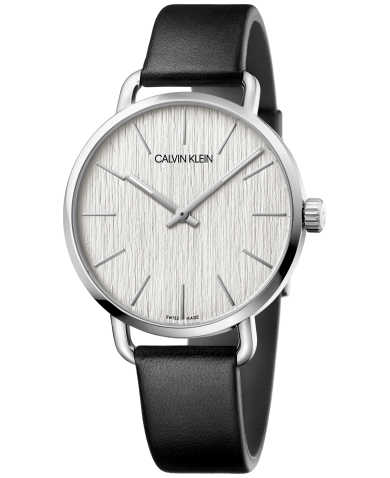 Calvin Klein Men's Quartz Watch K7B211C6